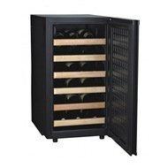 Dunavox Винный шкаф (65 л), на 18 бутылок, черный