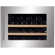 Dunavox Винный шкаф (65 л), на 28 бутылок, серый