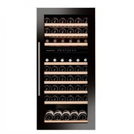 Dunavox Винный шкаф (215 л), на 89 бутылок, черный