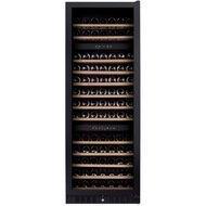 Dunavox Винный шкаф (490 л), на 170 бутылок, мультитемпературный, черный