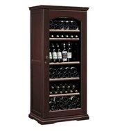 IP Industrie Винный шкаф Cex 401 (88 л), на 112 бутылок, венге