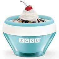 Zoku Мороженица Ice Cream Maker (150 мл), 13.8х9.4 см, голубая