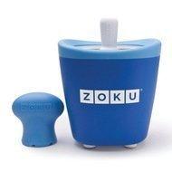 Zoku Набор для приготовления мороженого Single Quick Pop Maker, синий