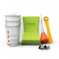 Zoku Набор инструментов для мороженого Quick Pop Tools, 8пр