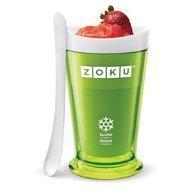 Zoku Форма для десертов Sluch & Shake (240мл), 10х16.6см, зеленая