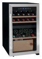 La Sommeliere Винный шкаф, 2 зоны (5-18°С), на 50 бутылок, 3 деревянные полки