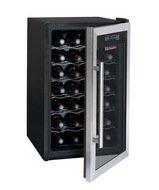 La Sommeliere Винный шкаф (8-18°C), гибридный, на 28 бутылок, 6 полок