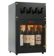 La Sommeliere Диспенсер для розлива вина, 2 зоны (8-16°C), на 4 бутылки