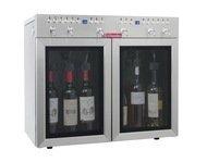 La Sommeliere Диспенсер для розлива вина, 2 зоны (7-18°C), на 6 бутылок