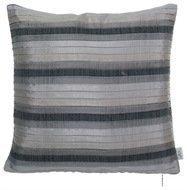 """Чехол для подушки """"Плиссе"""", 40х40 см, серый"""