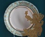 Rudolf Kampf Блюдо круглое, мелкое, 32 см