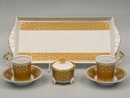 Rudolf Kampf Подарочный набор кофейный Тет-а-тет на 2 персоны, 6 пр.