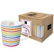 Paperproducts Design Кружка Aquarell Stripes (0.35 л), 9.8х10 см
