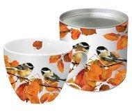 Paperproducts Design Кружка Autumn Birds (0.45 л), в подарочной коробке