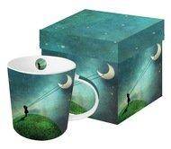 Paperproducts Design Кружка Chasing the Moon (0.35 л), в подарочной коробке