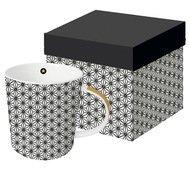 Paperproducts Design Кружка Ginza Black (0.45 л), в подарочной коробке