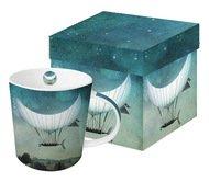 Paperproducts Design Кружка Moonship (0.35 л), в подарочной коробке