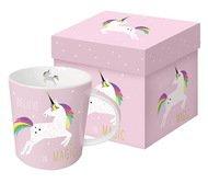 Paperproducts Design Кружка Pink Unicorn (0.35 л), в подарочной коробке