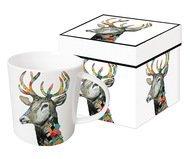 Paperproducts Design Кружка Regalia Deer (0.35 л), в подарочной коробке