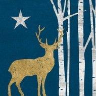 Paperproducts Design Салфетки Mystic Deer бумажные, 16.5х16.5 см, 20 шт.