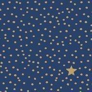 Paperproducts Design Салфетки The Star Money Blue бумажные, 16.5х16.5 см, 20 шт.