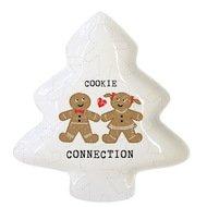 Paperproducts Design Тарелка Cookie Connection большая, 19.5х2х23 см