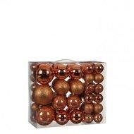 Triumph Tree Набор пластиковых шаров, медные, 46 шт.