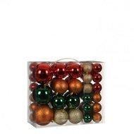 Triumph Tree Набор пластиковых шаров, мультиколор, 46 шт.