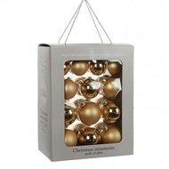 Triumph Tree Набор стеклянных шаров, золото, 26 шт.
