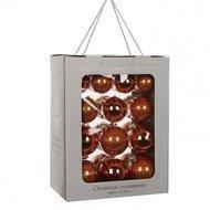 Triumph Tree Набор стеклянных шаров, медные, 26 шт.