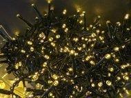 Triumph Tree Световая гирлянда для наружного и внутреннего использования, теплый свет, 8 функций, 550 лампочек, 1100 см