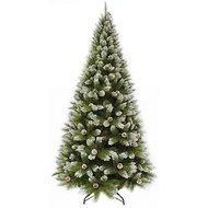 Triumph Tree Ель Женева, 185 см, с шишками, заснеженная