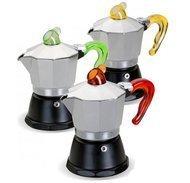 G.A.T. Кофеварка гейзерная Orziera (0.15 л), на 3 чашки, цвет в ассортименте