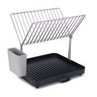 Joseph&Joseph Сушилка для посуды со сливом Y-rack, 31.9x30.4x11.5 см