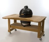 Primo Гриль угольный Round Large Luxury, на столе, 71х70х54см
