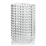 Guzzini Ваза Tiffany, 20х29х12 см, прозрачная