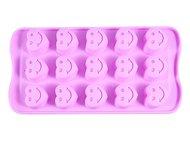 Fissman Форма для льда и шоколада Веселые Сердечки 21x10.5x1.7см, 15 ячеек
