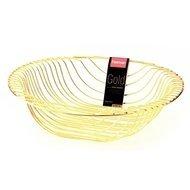 Fissman Корзинка для фруктов Gold, 30х9 см
