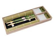Fissman Набор для суши на 2 персоны, 8 пр, в деревянной коробке