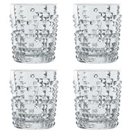 Nachtmann Набор стаканов для виски Punk (348 мл), 4 шт