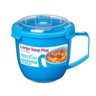 Sistema Чаша для супа, голубая