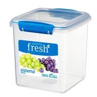 Sistema Контейнер для печенья Fresh (2.35 л), 14.9х15.4х16.3 см, голубой