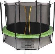 Swollen Батут Swollen Classic 14 FT, 427 см, зеленый, уценка