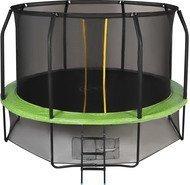 Swollen Батут Swollen Prime 12 FT, 366 см, зеленый, уценка