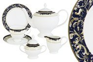 Emerald Чайный сервиз Олимпия на 6 персон, 21 пр.