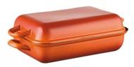 Riess Жаровня для запекания Corall, 32х22х11.5 см, с крышкой