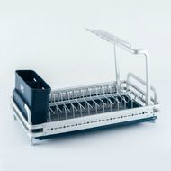 Gipfel Сушилка для посуды с отделением для столовых приборов, 50х25х28 см