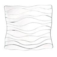 Nachtmann Тарелка с декором Ocean, 30 см, хрусталь