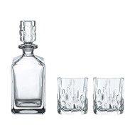 Nachtmann Набор для виски Shu Fa декантер (750 мл) и стаканы (330 мл), бессвинцовый хрусталь, 3пр.