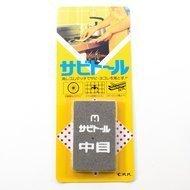 Matsunaga Губка для полировки клинка King Matsunaga Japan, 65x40x9 мм, грубая
